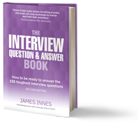 The Interview Question and Answer Book by James Innes